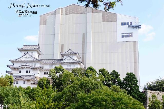 Japan - Himeji Castle 04