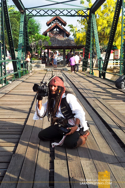 Jack Sparrow Pai Memorial Bridge, Thailand
