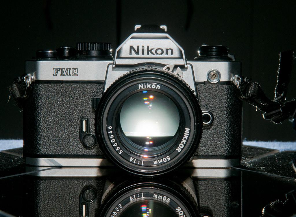 CCR - Review 16 - Nikon FM2n