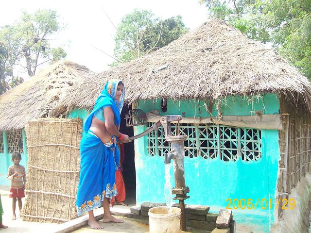 वर्षाजल संचयन से सुधरता बिहार के बाढ़ क्षेत्र की जिन्दगी