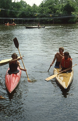 vehicle, river, watercraft rowing, kayak, boating, kayaking, watercraft, sea kayak, canoeing, boat, paddle,