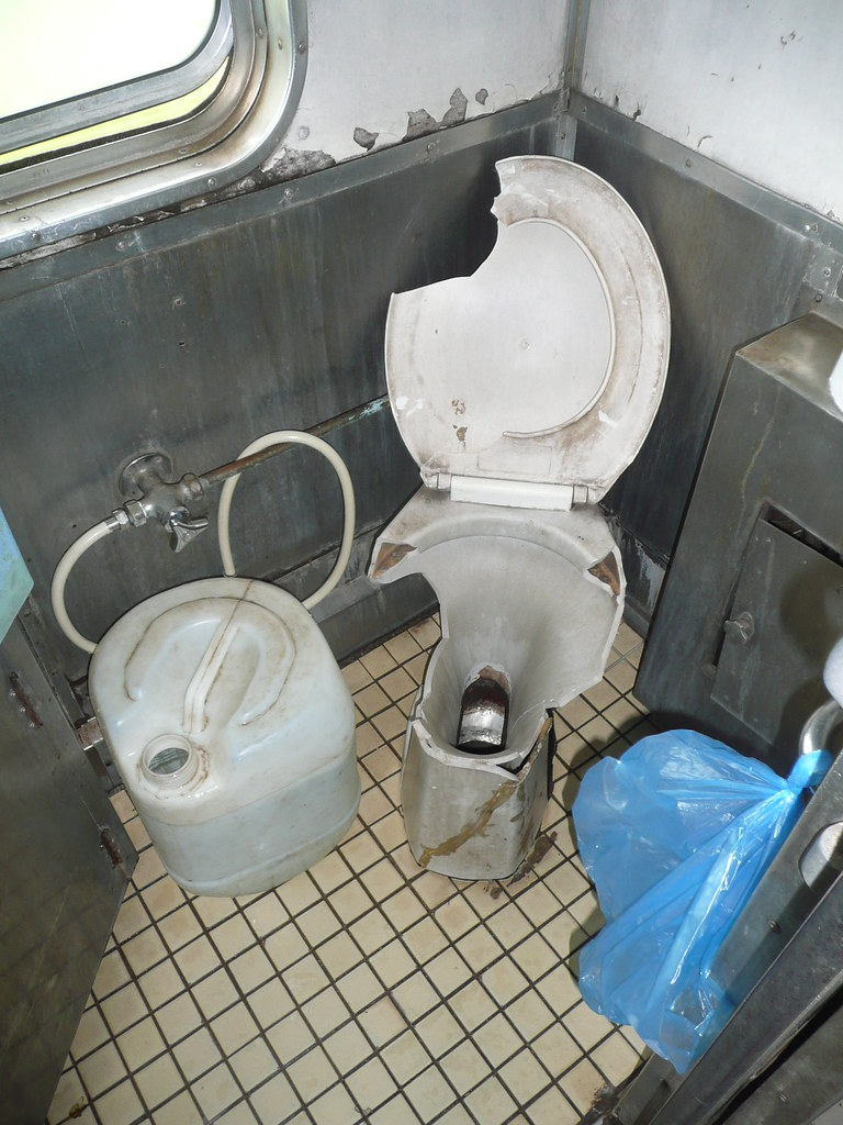 Worst Toilets In The World