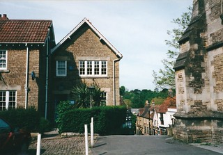 Church Steps, Frome, England - 2001