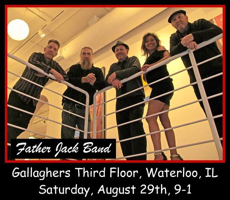 Father Jack Band 8-29-15