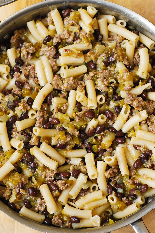 easy pasta lunch recipe, penne pasta recipe, gluten free dinner recipe