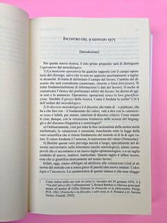 Roland Barthes, Il discorso amoroso. Mimesis 2015. Incipit, a pag. 61 (part.), 1