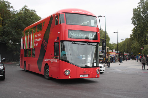 Arriva London South LT327 LTZ1327