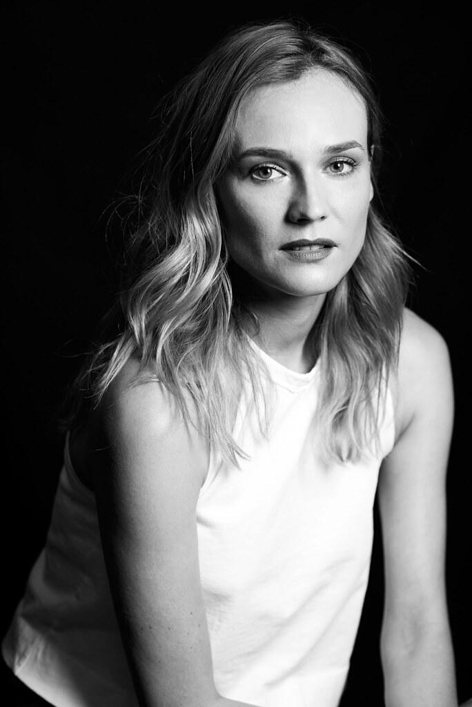 Диана Крюгер — Фотосессия для «Sky» на «TIFF» 2015 – 7