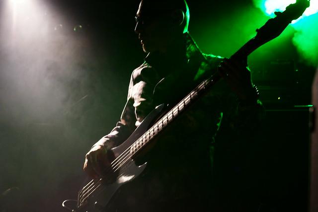 Coal Tar Moon live at 獅子王, Tokyo, 23 Sep 2015. 044