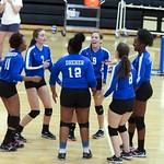 Dreher JV Volleyball v BC