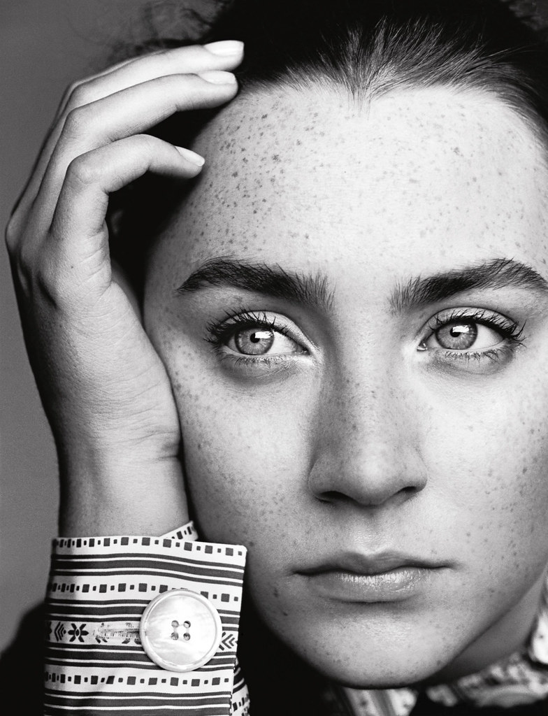 Сирша Ронан — Фотосессия для «The Gentlewoman» 2015 – 4