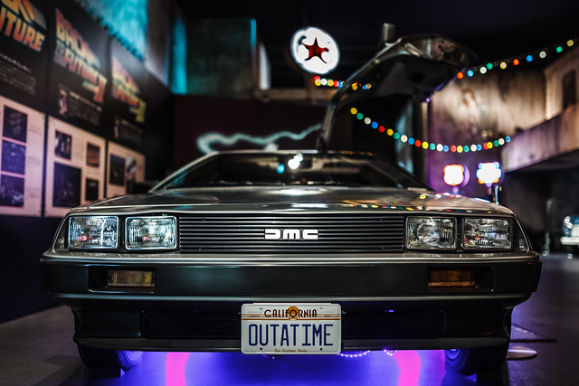 "20151021_26_【""Back to the Future"" DeLorean DMC 12】05"