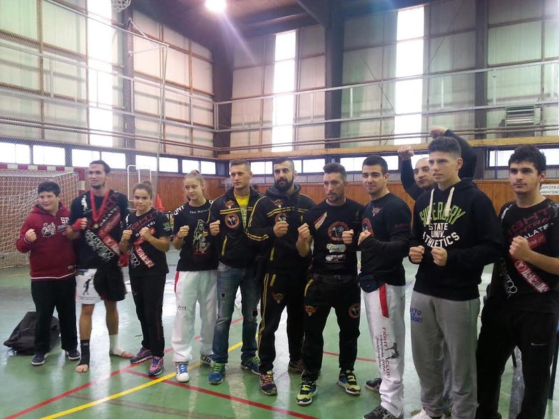 team fight club Galatsi
