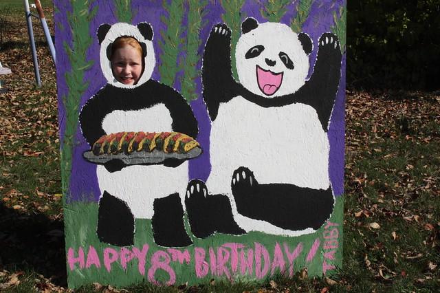 Panda love tacos