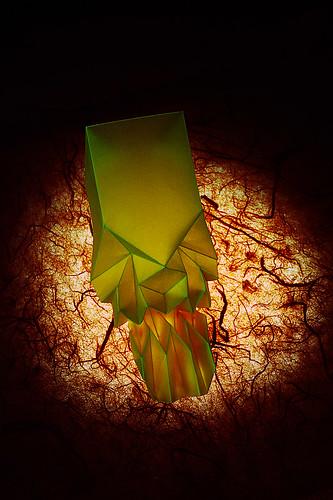 Origami 'Skull' (Juston)