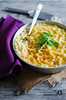 Mac & Cheese aux trois fromages by Lulu | Voyage Gourmand