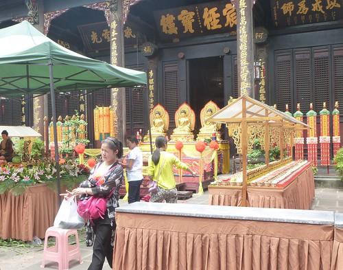 CH-Chengdu-Temple Wenshu (3)