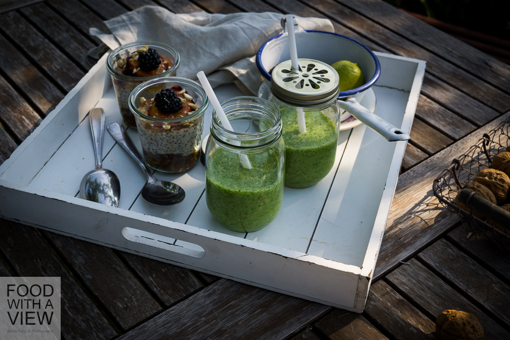 Berlin Breakfast Jar
