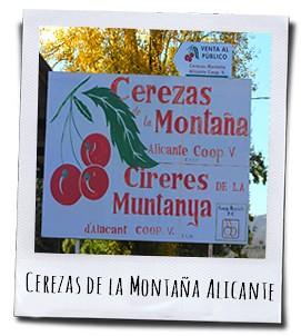 In de bergen van Alicante groeien heerlijke zoete kersen die het DOP certificaat hebben gekregen