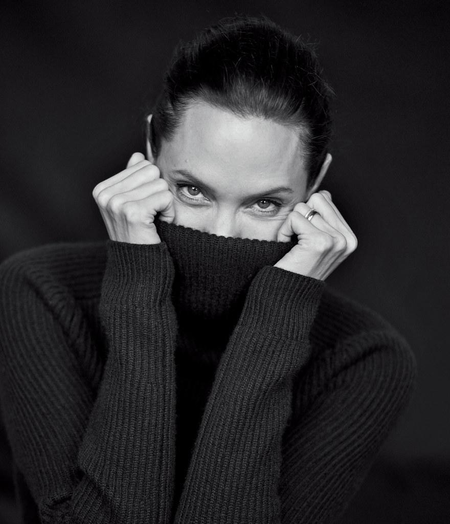 Анджелина Джоли — Фотосессия для «WSJ» 2015 – 3