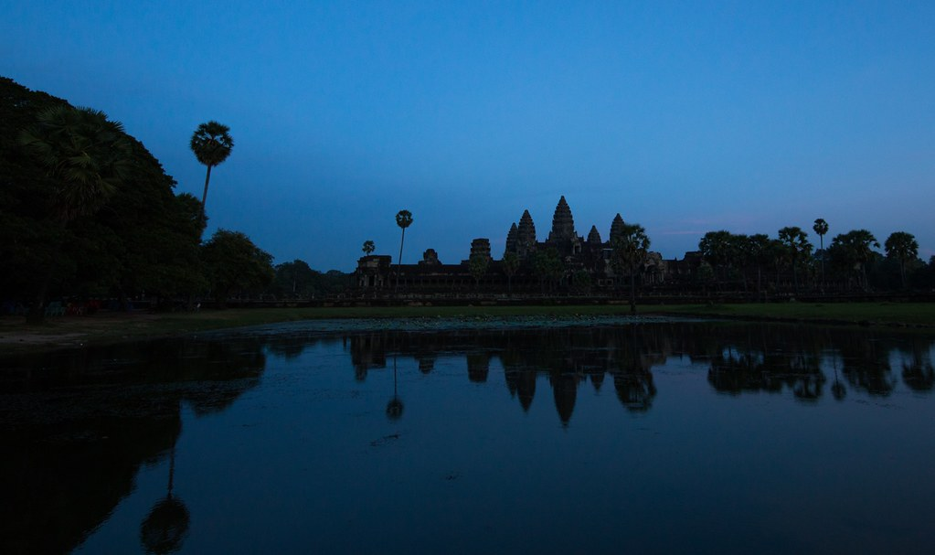 Angkor Wat Sunset-2291