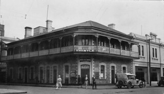 Thistle Hotel, Waymouth Street, Adelaide, 1929