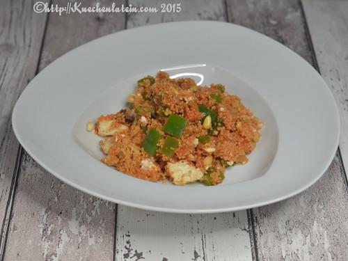 ©Würzige Couscous-Tomaten-Pfanne (1)