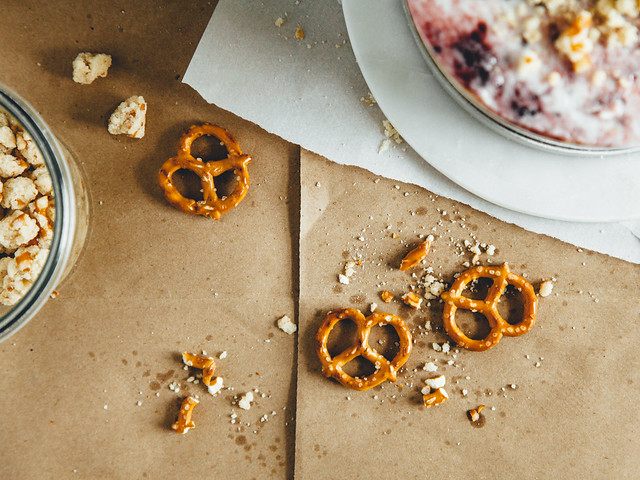 More pretzels