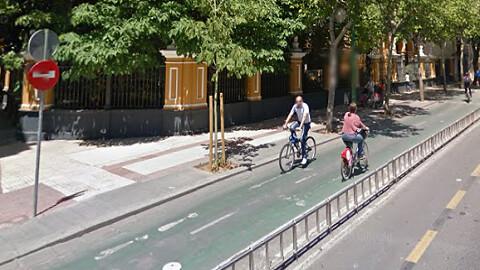 carril bici recaredo