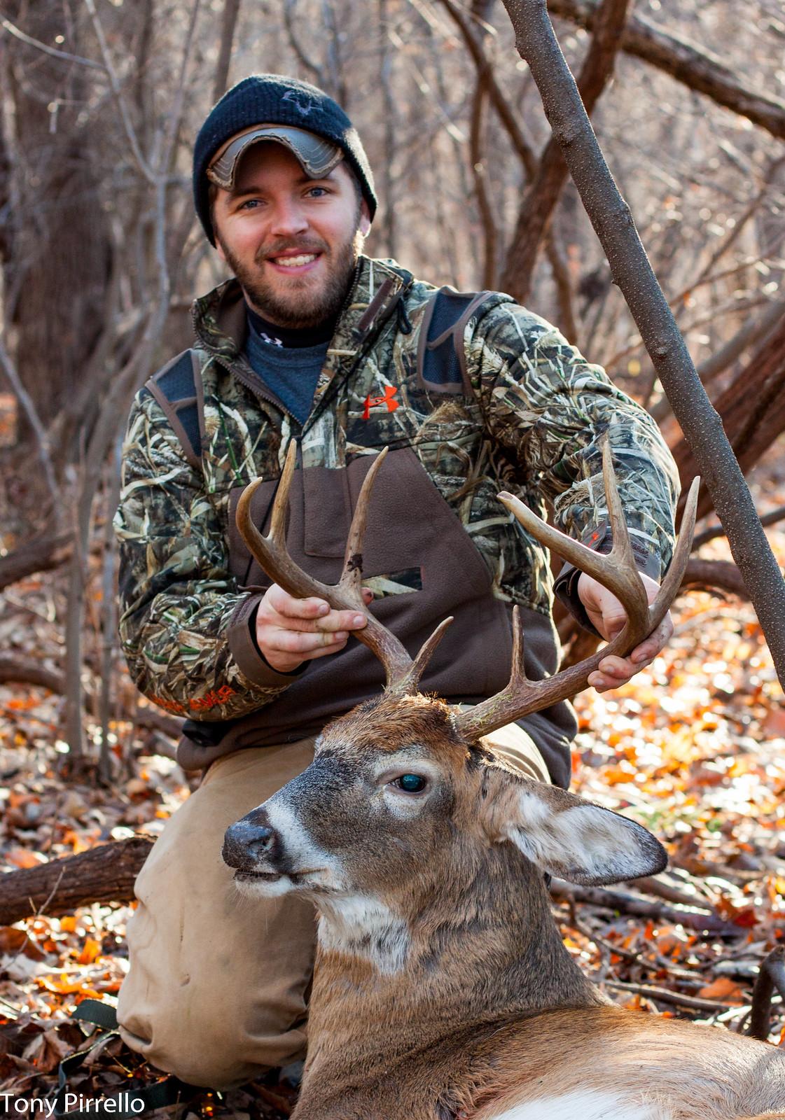 Mike's Archery Permit Buck