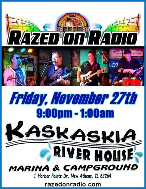 Razed On Radio 11-27-15
