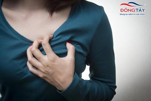 6 triệu chứng nhồi máu cơ tim ở phụ nữ thường bị bỏ qua