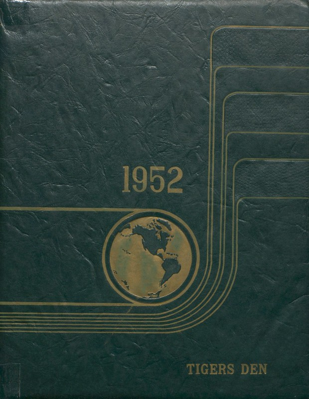 1952 Greenup County Yearbook