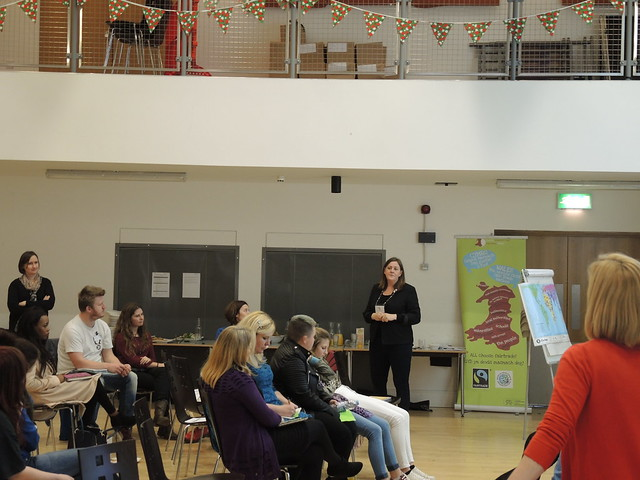 Wales' Youth International Development Conference / Cynhadledd Datblygu Ieuenctid Cymru