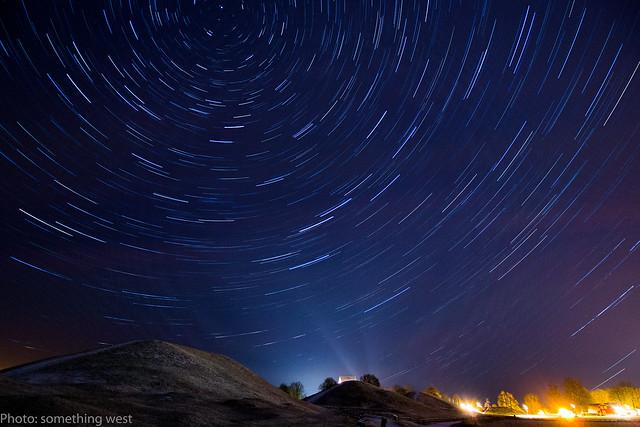 Stjärnor - från Gamla Uppsala