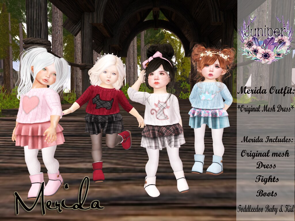 {Juniper} Merida Coming to Ninety-Nine Jan Round! - SecondLifeHub.com