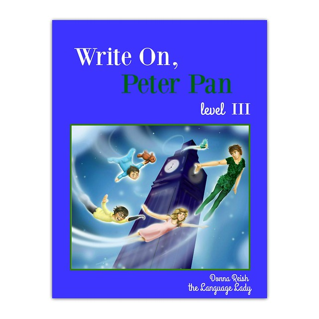 Write On, Peter Pan! Level III