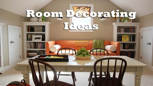 Room Decorating Ideas - How To Decorate A Small Bedroom - Room Decorating Ideas And Makeover