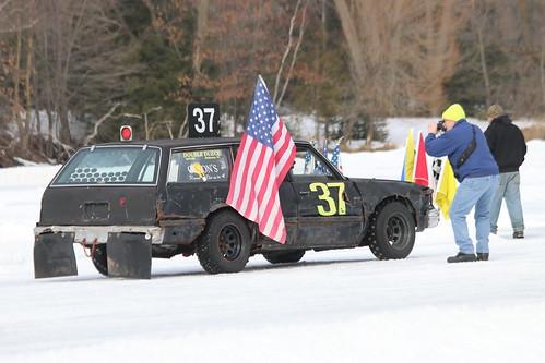 2.11.17 Tilleda Thunder - Hoofer photographing last weeks RWDS winner 37 Nate Michonski
