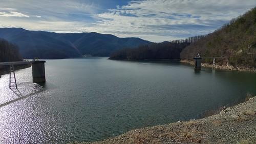 chfstew tennessee tncartercounty appalachiantrail landscape lake