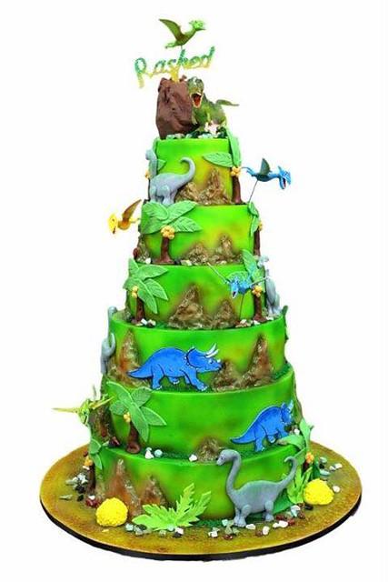 Cake by The House of Cakes Bakery Dubai