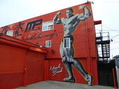 Venice Beach, LA graffiti