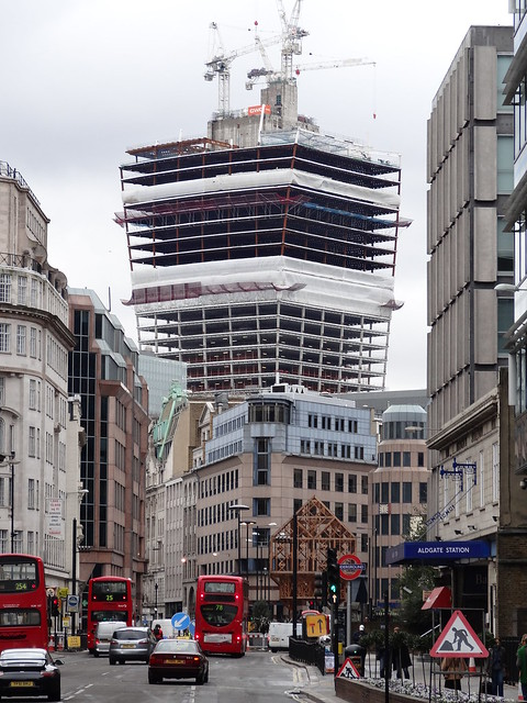 39 Pictures Showing How London Constantly Keeps Changing