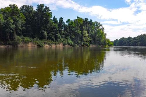 Savannah River Paddling-088