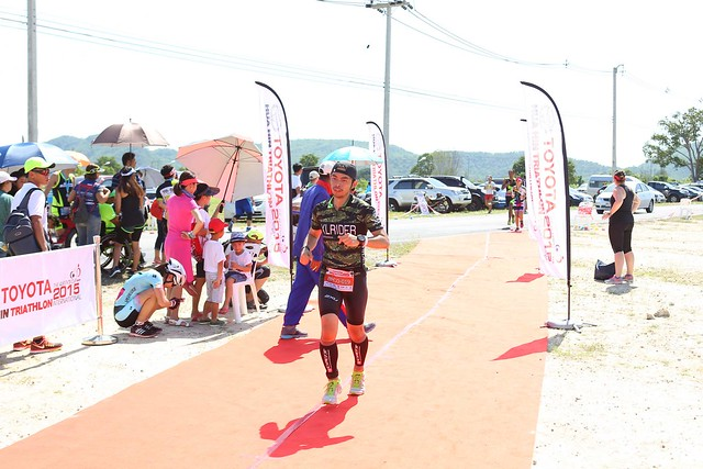 Toyota HUAHIN Triathlon International 2015