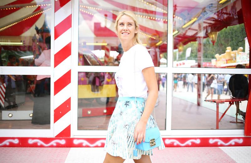 Gig Couture - Brasil - Jacquard Knit Skirt
