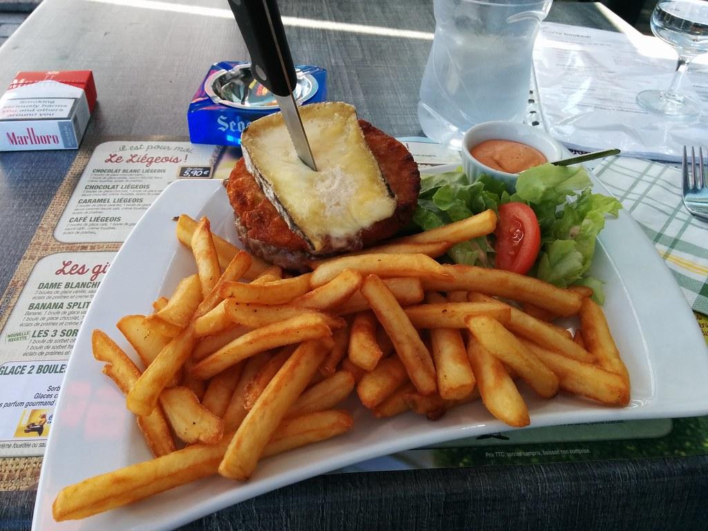 Potato Burger in Dunkirk, France