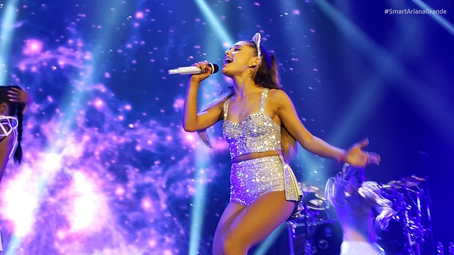 Ariana Grande Honeymoon Tour Manila