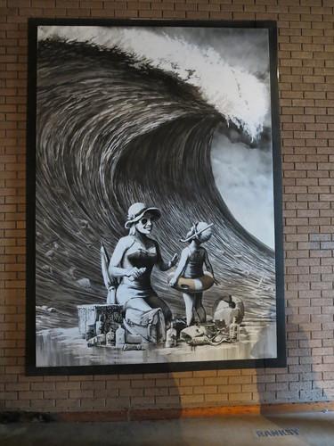Banksy @ Dismaland