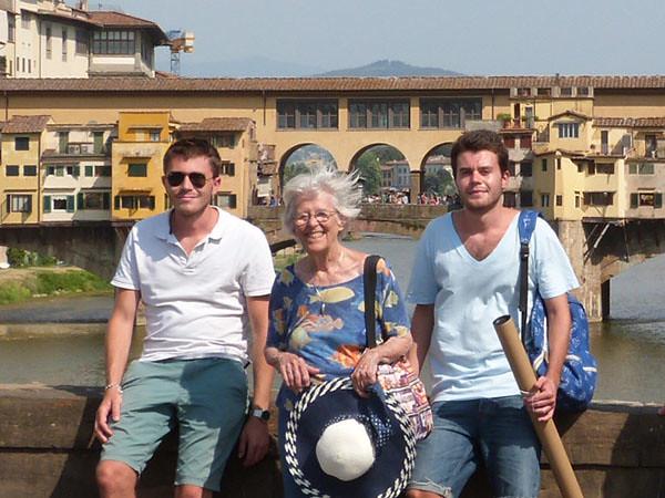lala et ses petits fils